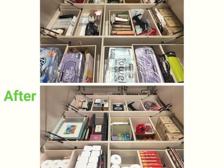 【書房整理】邏輯與條理重建的書房mix儲藏室