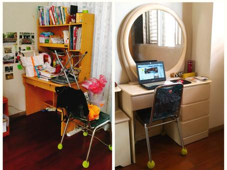 【Q魚開箱】書桌mix梳妝台的宜蘭房間🏆