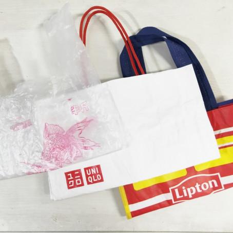【整理妙招】塑膠袋、紙袋、不織布袋怎麼收?