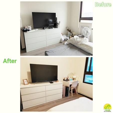 【臥室整理】新居落成的收納規劃🙆♂️🐱🐱🐱🐱🐱🙆