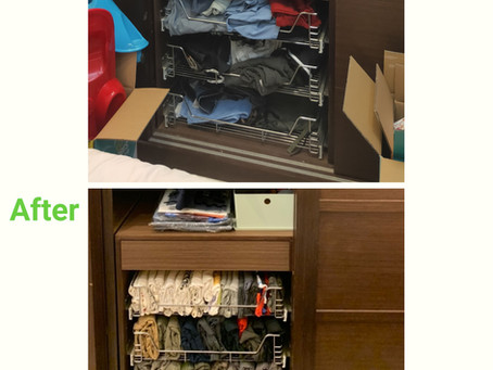 【衣櫃整理】男生衣櫃整理指南🙍♂️👕