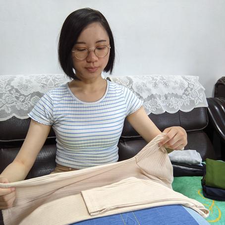 【收納建議】摺衣服超麻煩!我可以不摺衣服嗎?