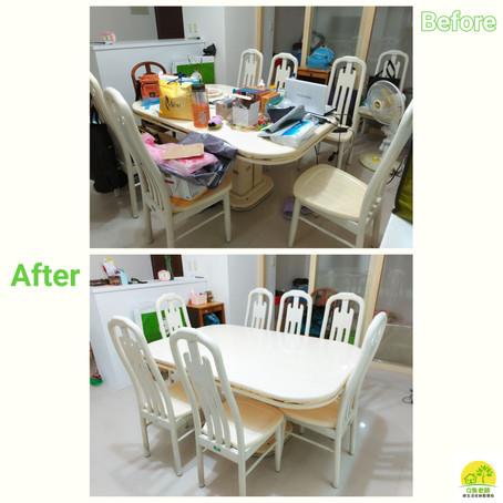 【廚房整理】乾淨餐桌的天倫之樂整理任務🎉