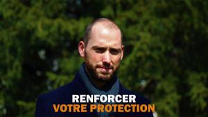LETTRE D'INFORMATION #8 : Renforcer votre protection