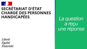 SITUATION DES ACCOMPAGNANTS D'ÉLÈVES EN SITUATION DE HANDICAP (AESH)