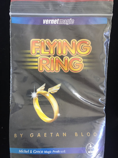 Flying Ring Truco de Magia