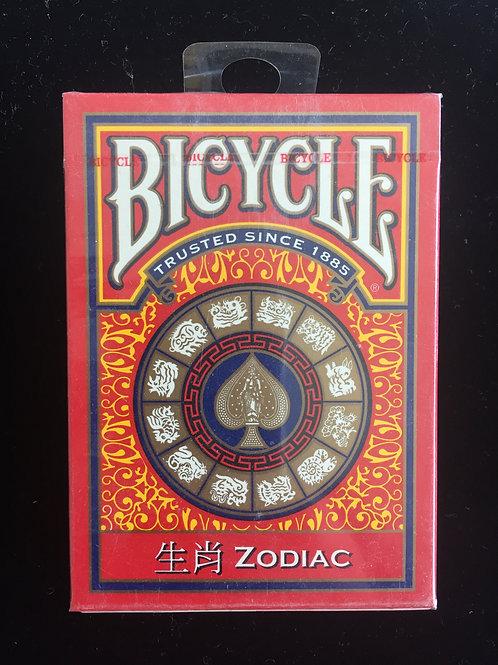 Baraja Bicycle Zodiaco