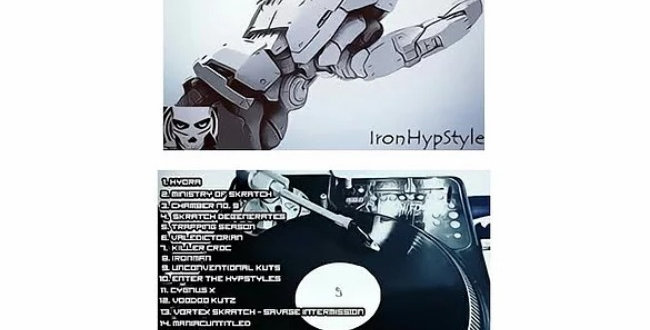 Dj Hypnotize - IronHypstyle