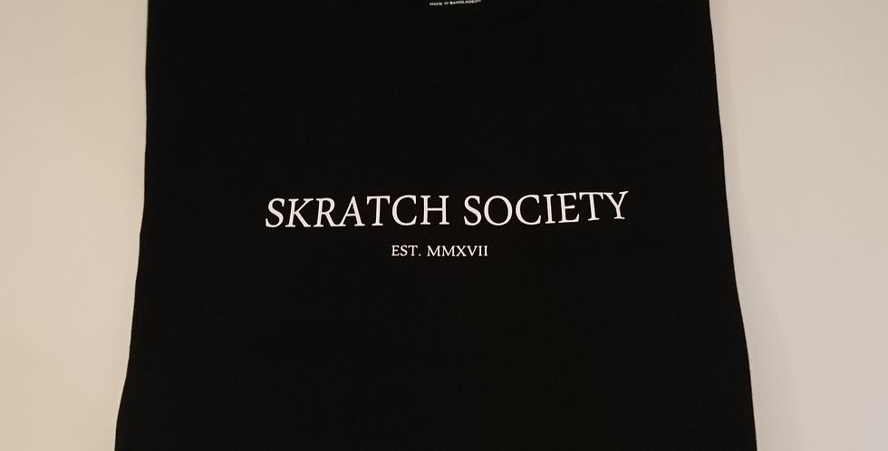 Skratch Society Logo Tee
