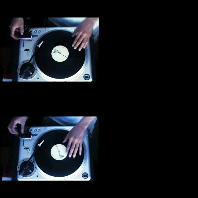 O to _djwoodymusic for the #pitchshifter _djqbert  _djdstyles _djflare all the fans and and everyone