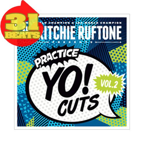 16. Ritchie Ruftone - Practice Yo Cuts vol2_31beats