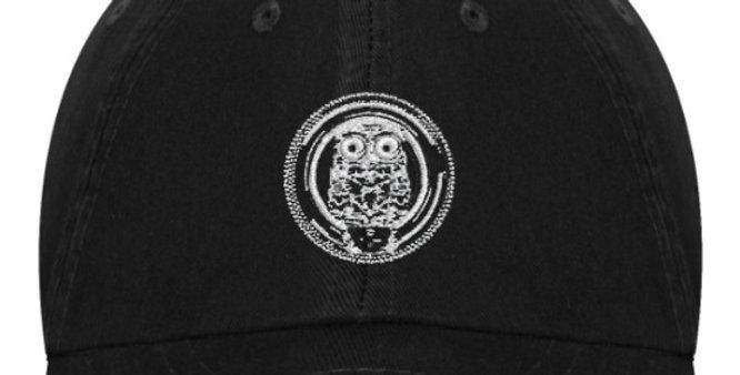 "Skratch Society ""Owl"" Logo Cap"