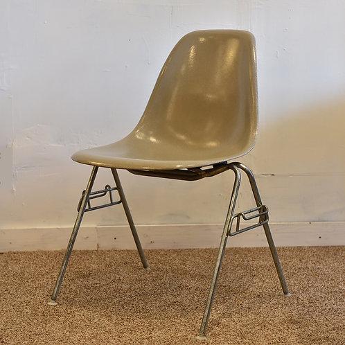 Vintage Fiberglass Eames Side Chair