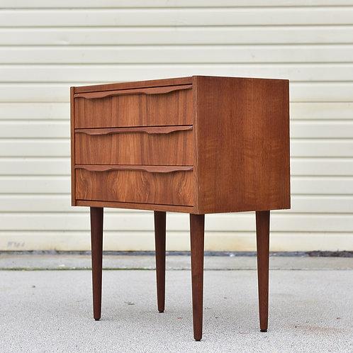 Vintage MCM Teak Mini Dresser