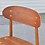 Thumbnail: Pair of Swedish Modern Teak & Beech Dining Chairs