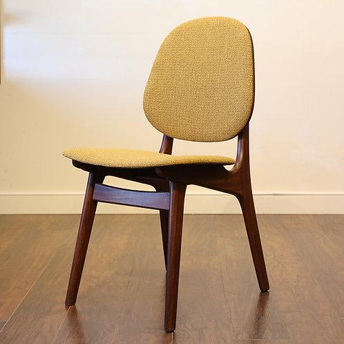 Danish Modern Side Chair by Arne Hovmand Olsen