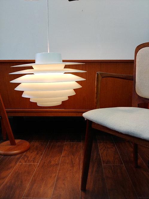 Fabulous vintage lamp, 50 cm diameter Verona by Nordic Solar