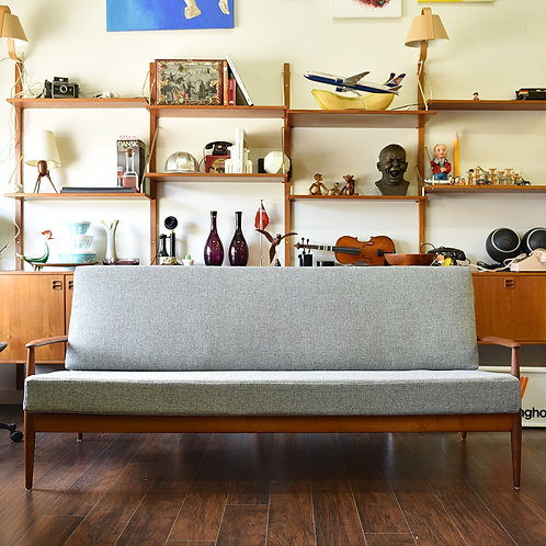 20% off. Classic Danish Teak Sofa by Grete Jalk for France and Son