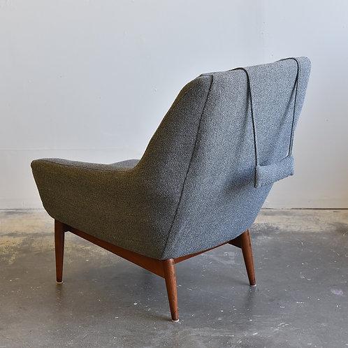 30%OFF Mid-Century Modern Teak Lounge Chair by by LK Hjelle, Norway