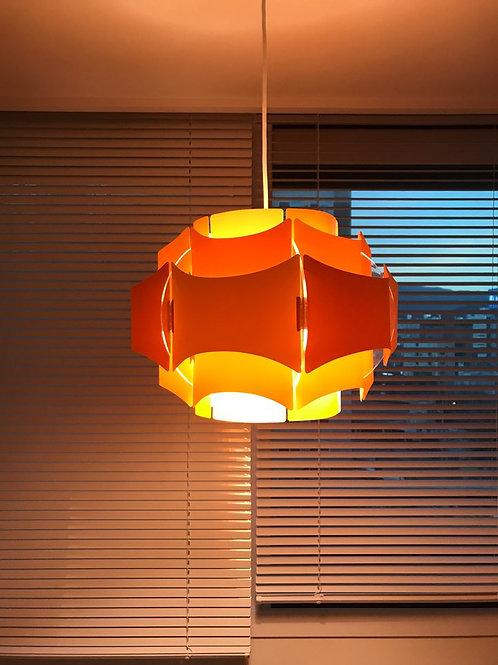 Vintage Danish Modern Hanging Lamp