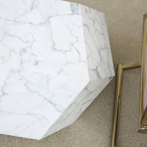 Faux Marble object / coffee table