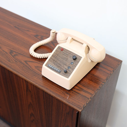 vintage intercome phone