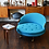 Thumbnail: (AS-IS)Vintage Havana Lounge Chair by Adrian Pearsall