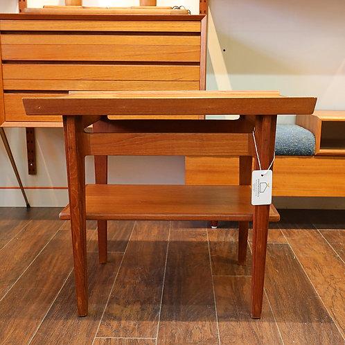 Vintage Teak Side Coffee Table