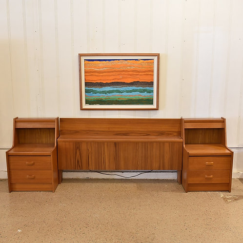 Pair of Vintage Bedside Tables