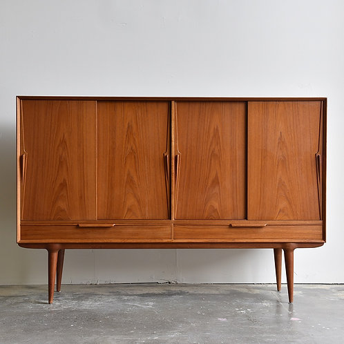 Mid-Century Danish Modern Omann Jun Sideboard No. 13