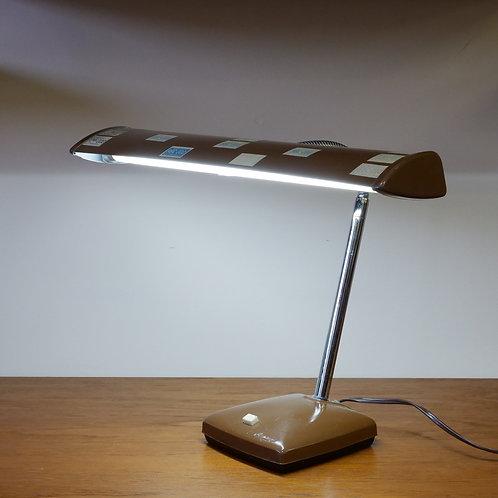 Vintage Fluorescent Desk Lamp