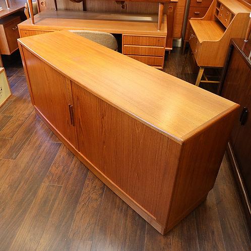 Danish Modern Teak Sideboard by H.P Hansen
