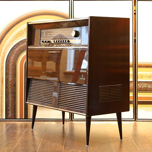 Vintage Stereo Console Locarno d/U by Grundig