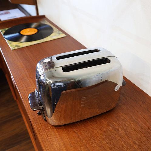 Vintage Chrome Toaster