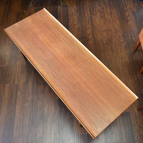 Danish Modern Coffee Table Designed by Finn Juhl