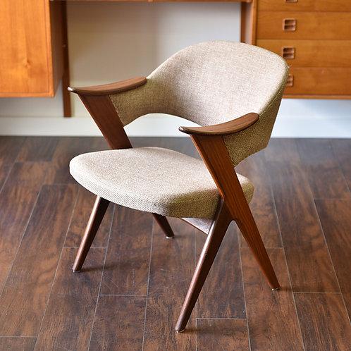 """10%""""Blinken"""" Chair by Rastad & Relling for Hjellegjerde Mobler, Norway"""