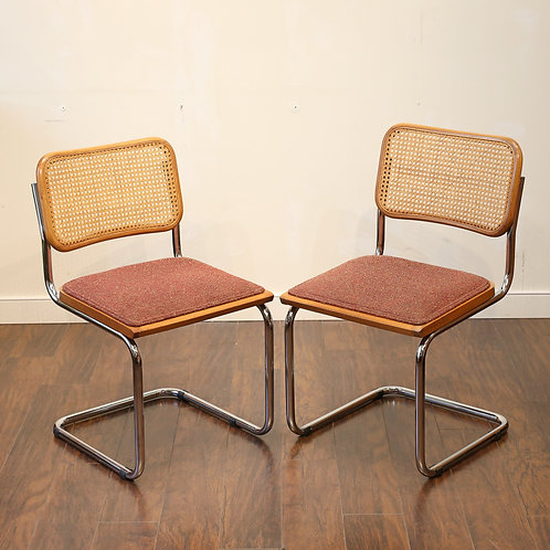 Pair of Vintage Cesca Chairs