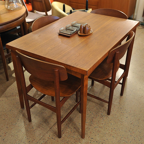 Danish Teak Dining Table by AR Mobler