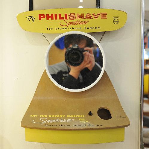 Vintage PHILISHAVE Mirror