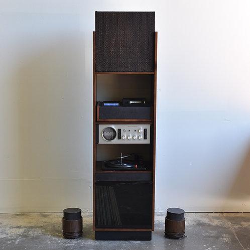 Vintage Atomic Electrohome Stereo Hi-Fi