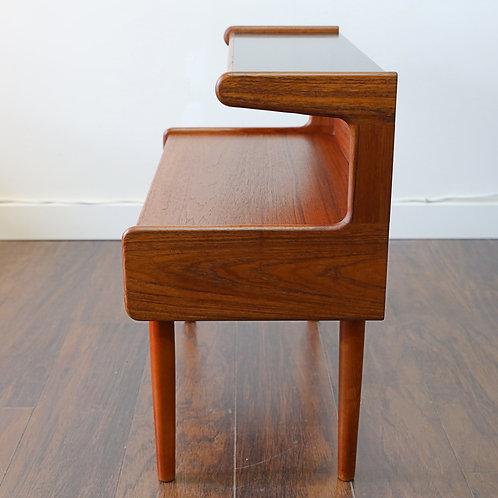 Fabulous Danish Mid-Century Modern Teak Side Table