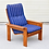 Thumbnail: Danish Teak Lounge Chair by Komfort