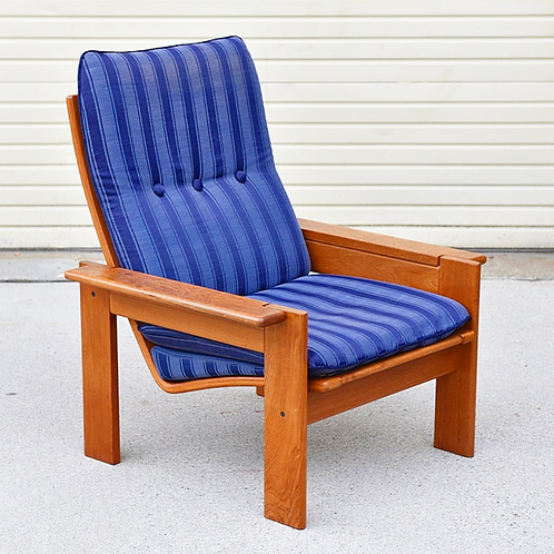 Danish Teak Lounge Chair by Komfort