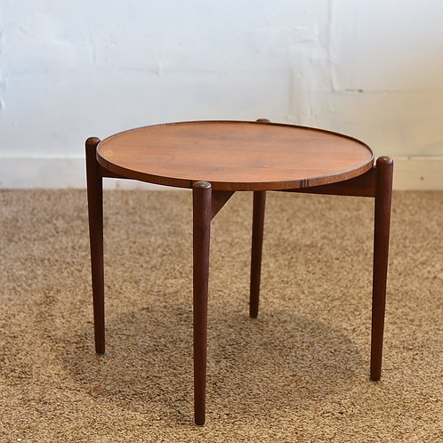 Vintage MCM Teak Tray Table