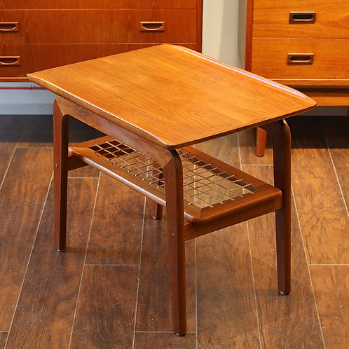 Vintage MCM Side Table