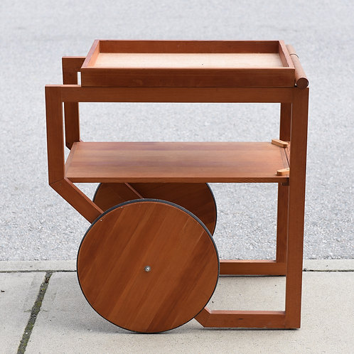 Vintage Unique Tea Cart/Trolley