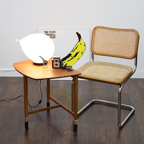 Iconic Genuine Cesca chair by Italian designer 4 chairs.