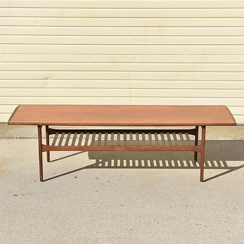 Vintage Teak Coffee Table by Punch Design