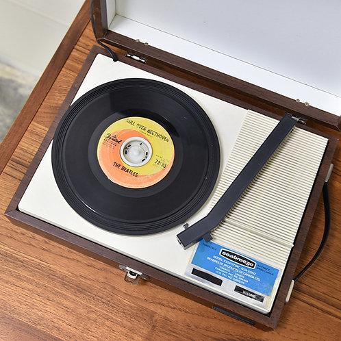 10%Off, Mini portable record player