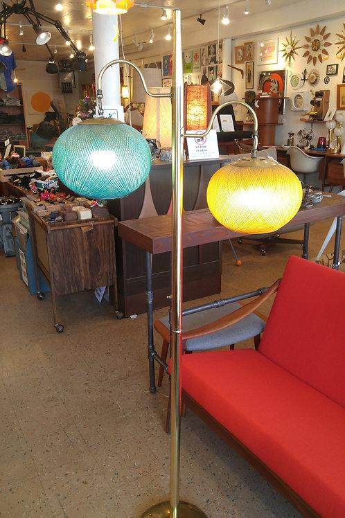 Fun accent mid century modern Floor lamp